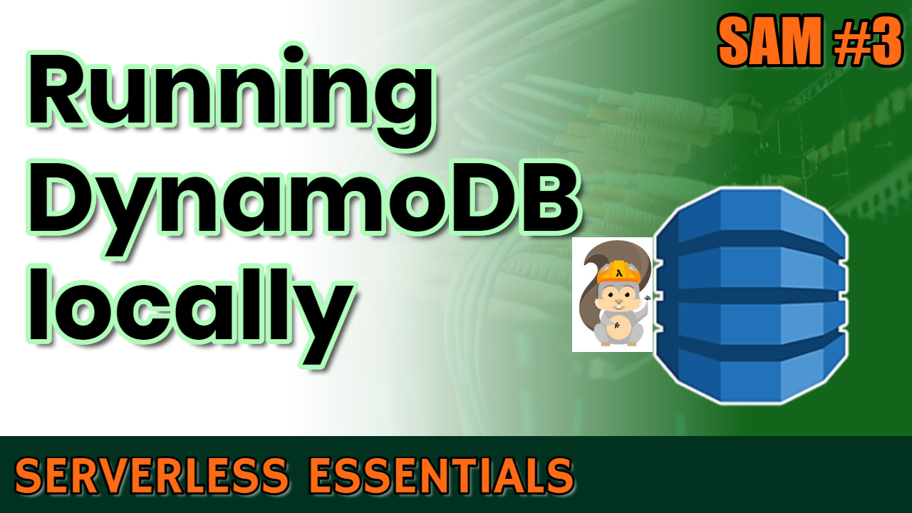 How to run DynamoDB locally